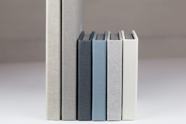 lifethreads albums - new linen covers
