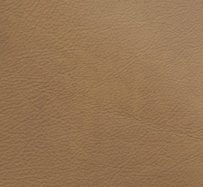 full grain leather - caramel