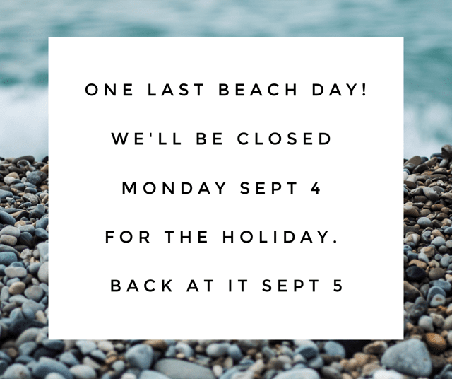 about day holiday hours